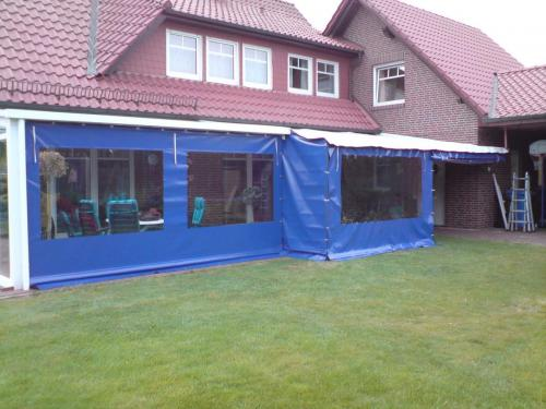 Terrassendachverkleidung 2